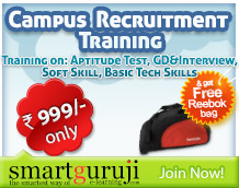 campus reruitment training